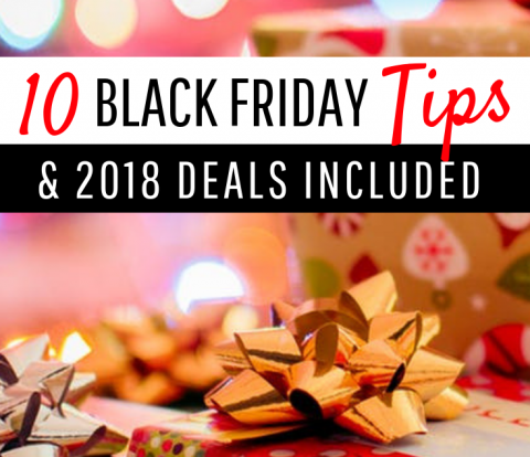 Black Friday Shopping Tips & 2018 Deals - Ads Included | Check here to find the best tips and tricks for shopping on Black Friday like a pro