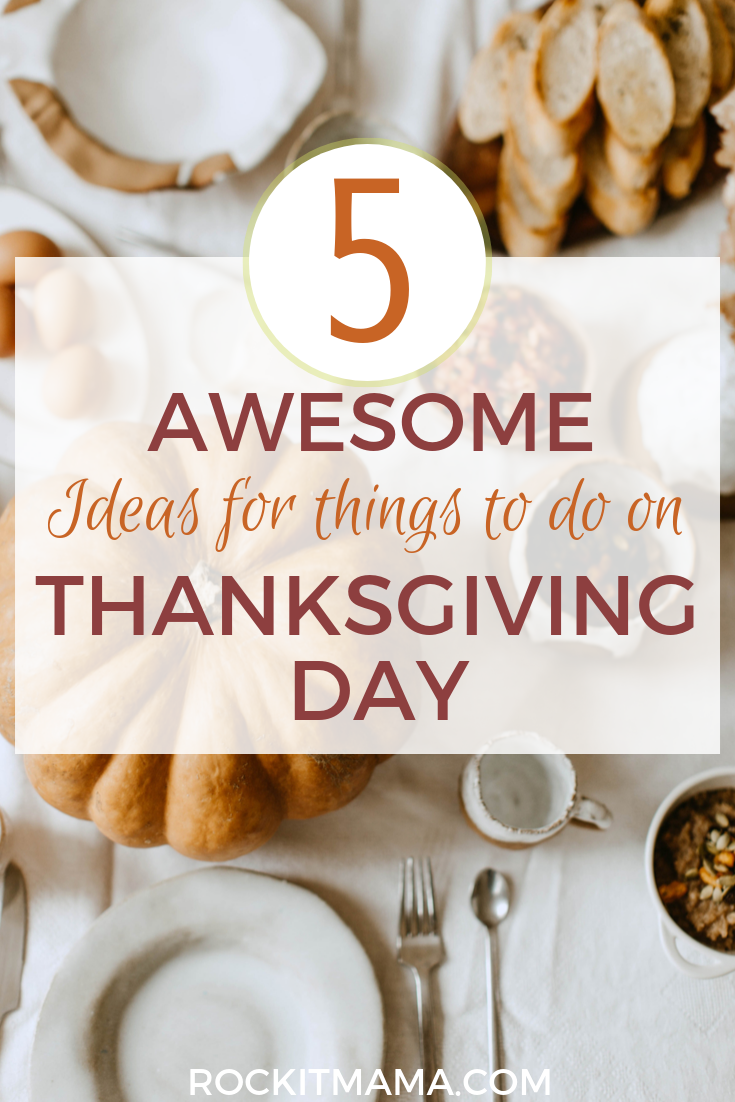 Picture of 5 Awesome Ideas for Thanksgiving Day
