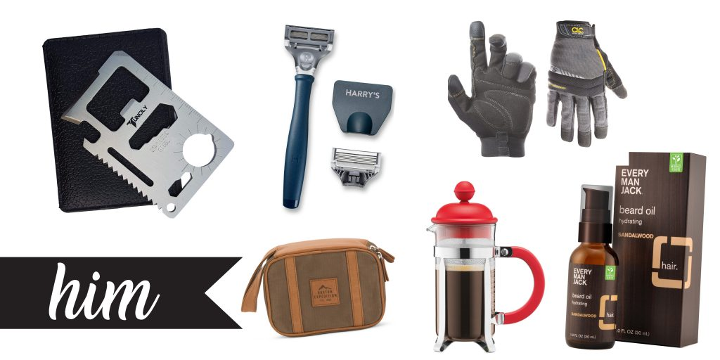 50 Christmas Gifts Under $10 (and 75+ Stocking Stuffer Ideas) | Rock It Mama | For Him