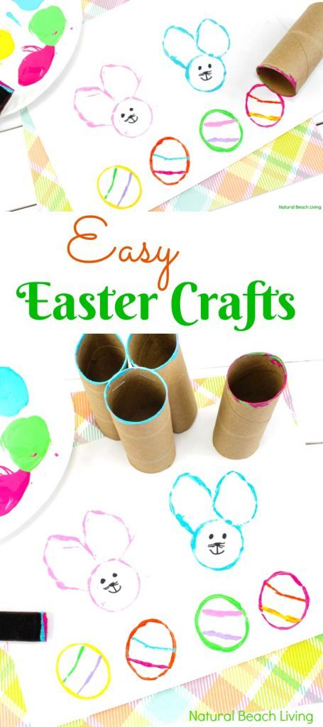 Picture of Easy Easter Crafts