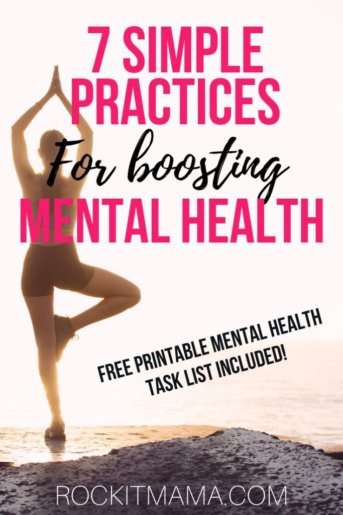 Picture of 7 Simple Practices for Boosting Mental Health