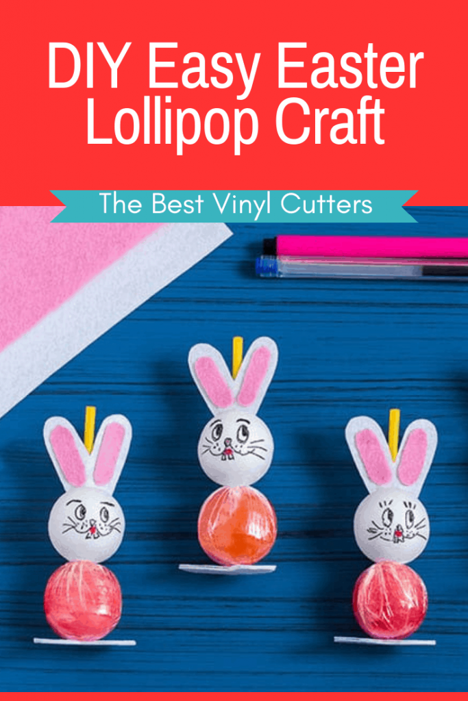 Picture of Easter Lollipop Craft