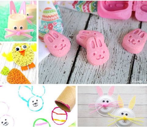 Picture of Easter Crafts for Preschoolers