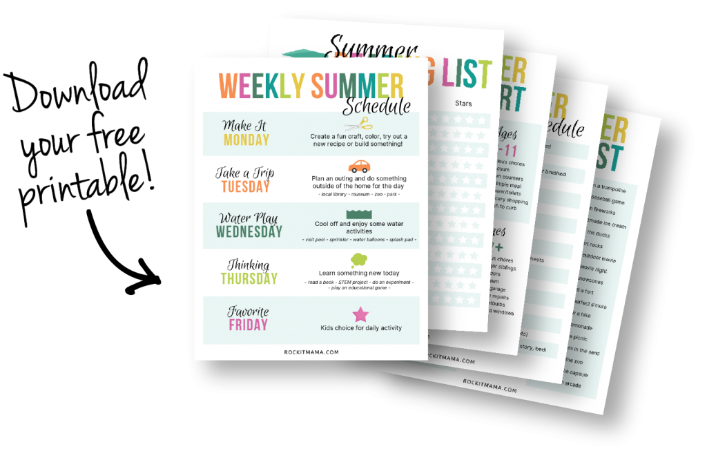 Image of Summer Planner Binder