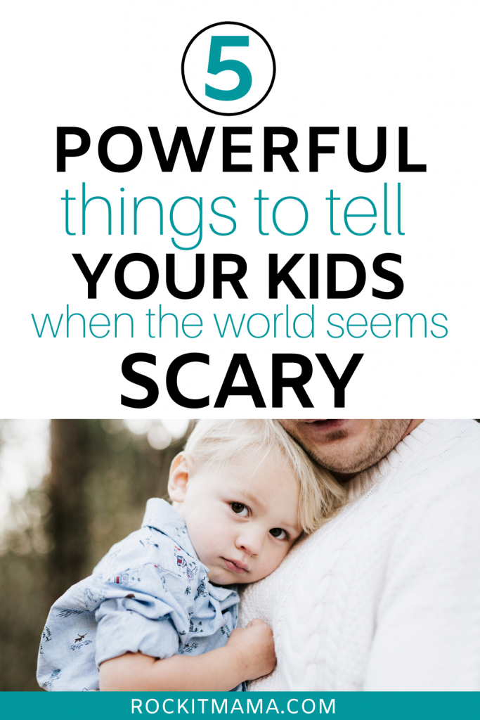Powerful things to tell your kids