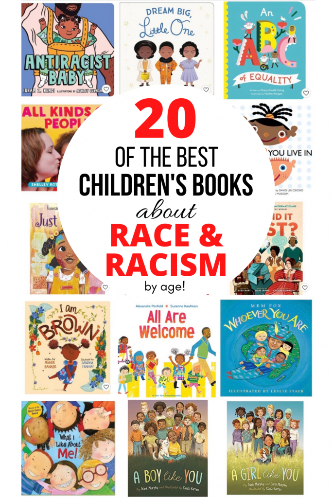 Best Childrens Books on Race