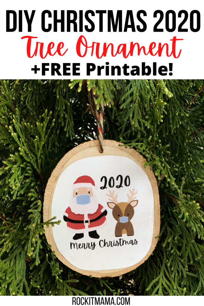 Easy Diy Christmas Ornament For 2020 Rock It Mama